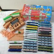 Made In Japan Train All 29-car Set You Can Make Layout Vehicle Rail Things At