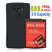 For Lg G3 Extended Battery Smz 10000mah Li-ion With Back Cover