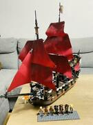 Lego Queen Anne's Revenge Pirates Of The Caribbean