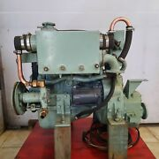Daihatsu Clmd 25 Inboard Marine Diesel Engine From Lifeboat - Used Ship By Sea