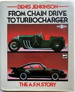 From Chain Drive To Turbocharger Archie Fraser Nash Story Book