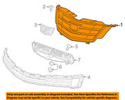 Cadillac Gm Oem 15-16 Elr Front Bumper Grille-upper Grill 23290997