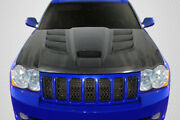 Carbon Creations Viper Look Hood Body Kit For 05-10 Jeep Grand Cherokee