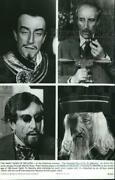 1980 Press Photo Peter Sellers In The Fiendish Plot Of Dr. Fu Manchu Movie