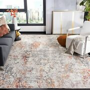 Safavieh Dream Teena Vintage Abstract Viscose Rug Ivory Grey/ivory 9and039 X 12and039