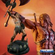 Sideshow Of The Universe He-man Limited Edition Statue