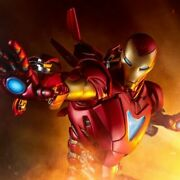 Side Show 15 Scale Iron Man Extremism Mark 2 Statue
