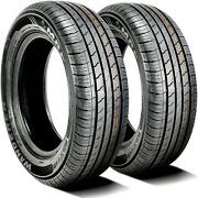2 Tires Mrf Wanderer Street 215/55r17 94h Bsw As A/s All Season