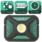 Work Light Heavy Duty Led Rechargeable Integrated Power Bank 2,000 Lumens