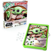 New In Plastic - Star Wars Operation Board Game, Mandalorian The Child Baby Yoda