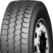 4 Tires Green Max Gam301 385/65r22.5 Load J 18 Ply Commercial
