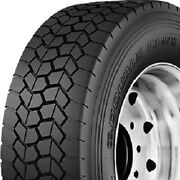 4 Tires Double Coin Rlb490 255/70r22.5 Load H 16 Ply Drive Commercial