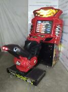 Fast And Furious Super Bike By Raw Thrill Coin-op Arcade Video Game
