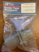 The Bosworth Co. Guzzler Pump Accessories Foot/check Valve 1 1/2 Smooth G75-12