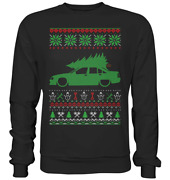Glstkrrn Omega A Limousine Ugly Christmas Sweater