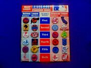 Vintage Mlb Baseball 24x Standings Board Magnets And Standings Board