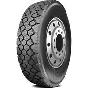 4 Tires Americus Rd 3000 245/70r19.5 Load H 16 Ply Commercial