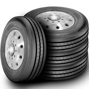 4 Roadmaster By Cooper Rm234 295/75r22.5 G 14 Ply All Position Commercial Tire