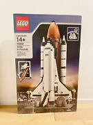 Lego 10231 Space Shuttle Expedition Incomplete From Japan 1230 Pieces New
