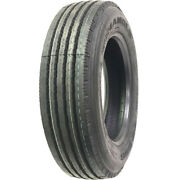 4 Tires Triangle Tr656 255/70r22.5 Load H 16 Ply Trailer Commercial