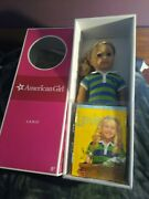 American Girl Doll Of The Year 2010 Lanie Brand New In The Box With Book