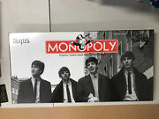 The Beatles Monopoly Collectors Edition Factory Sealed 2008