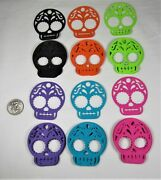 Large Confetti Halloween Day Of The Dead Table Top Confetti Or Decoration