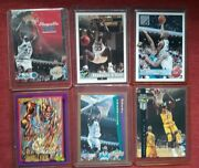 Shaquille Oneal 1992-93 Rookie Skybox Fleer Ud Mcd Or5 Classic Pr1 6 Card Rc Lot