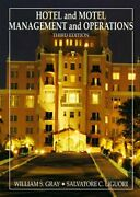 Hotel And Motel Management And Operations By William Gray