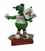 Forever Collection - Phillie Phanatic My Happies Memories Bobblehead - Limited