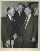 1945 Press Photo Professional Golf Association Officers At The Annual Meeting