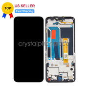 Lcd Screen Digitizer Andplusmn Frame For Oneplus Nord N10 5g Be2029 Be2025 Be2026 Be2028