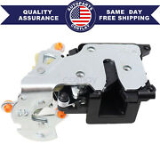 Door Latch Assembly Lh Left Driver Front For Chevrolet S10 94-03 Gmc Sonoma
