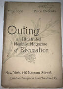 Outing An Illustrated Monthly Magazine Of Recreation May 1886