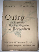 Outing An Illustrated Monthly Magazine Of Recreation June 1886