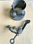 Marine Caterpillar 3208 320 Hp Air Cleaner Filter Assembly And Clamp For Turbo
