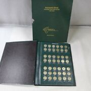 1946-2002 Roosevelt Dime Starter Set W/proof Only Issues - 48 Silver 73 Clad