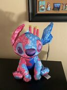 Disney Parks Stitch Crashes Sleeping Beauty Plush Limited Release New In Hand