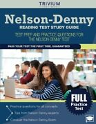 Nelson-denny Reading Test Study Guide Test Prep And ... By Nelson-denny Reading