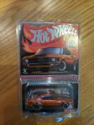 2021 Hot Wheels Collectors Red Line Club Rlc Andlsquo70 Mustang Boss 302