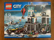 Lego City Prison Island 60130 New / Discontinued / Free Shipping