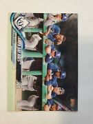 2018 Topps Black 468 Tampa Bay Rays | Team Card | 54/67