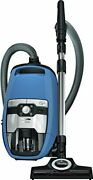 Miele Blizzard Cx1 Turbo Team Bagless Canister Vacuum Tech Blue 41kce042usa