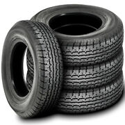 4 Tires Trailer Master St Radial St 235/85r16 Load F 12 Ply Trailer