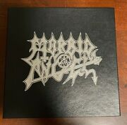 Morbid Angel Blessed Of The Sick 7 Box Set Fully Signed Super Rare Mint