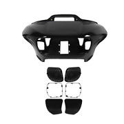 Inner Outer Fairing Glove Box Door Grilles Fit For Harley Road Touring Glide 15+