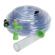 Python No Spill Clean And Fill 75ns Aquarium Cleaning System 75ft Hose