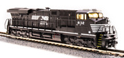 N Scale - Broadway Limited 3901 Norfolk Southern Ge Es44ac 8134 Dcc And Sound