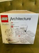 Lego Architecture Studio 21050. Brand New And Never Opened. Retired Set.