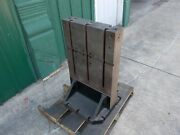 T Slotted Tombstone Cnc Machine Boring Mill Vise Base Riser Work Holding Tool